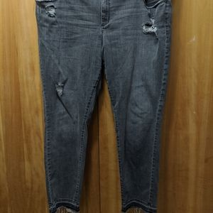 Universal Thread Casual Grey Jeans